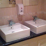 Commercial Bathroom Refurbishment